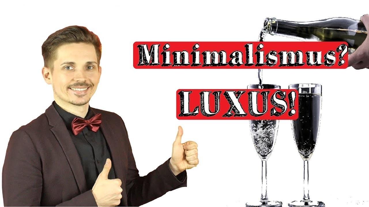 Minimalismus leben