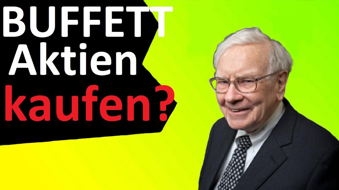 Buffett Aktien kaufen