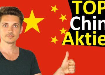 China Aktien investieren