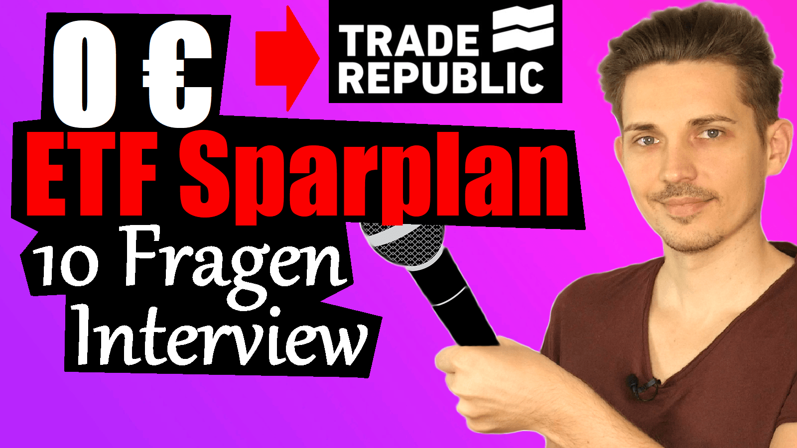 Trade Republic ETF Sparplan
