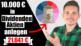10000 Euro Dividenden Aktien Portfolio Depot