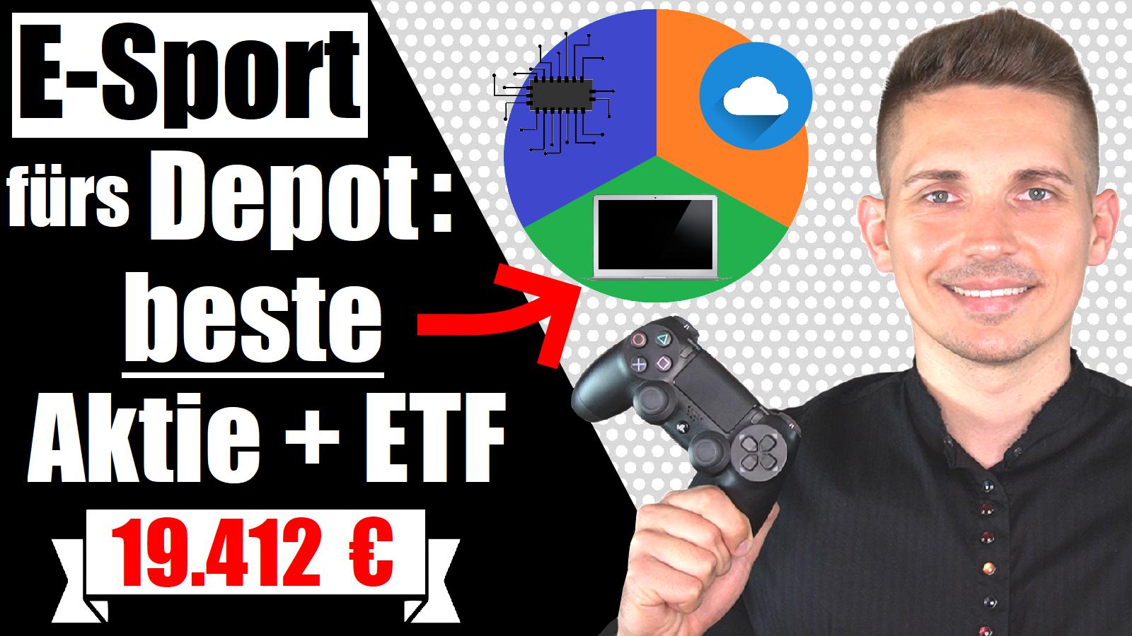 E Sports Aktien VanEck Gaming ETF Portfolio