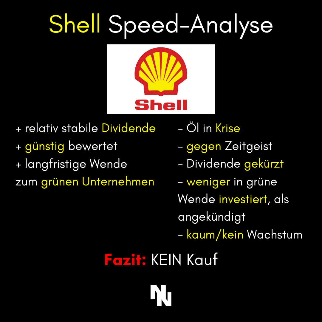 Shell Analyse